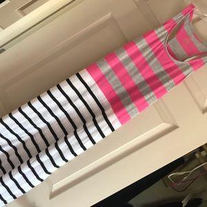 Super Cute racerback maxi dress Med